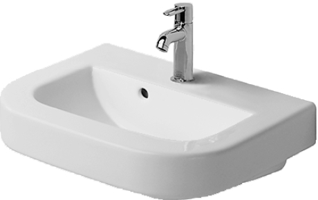 duravit happy d wastafel