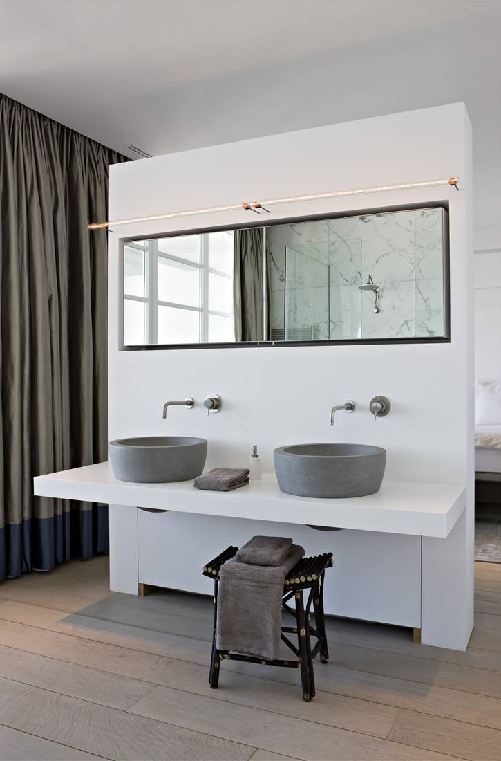 Slaapkamer Met Bad : Boffi Bathroom Sinks
