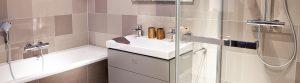 kleine badkamers