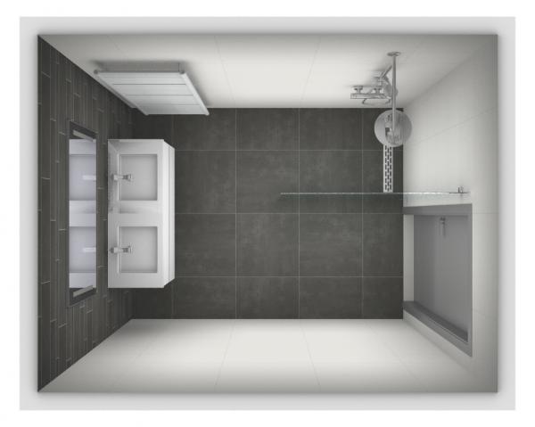 Kleine badkamer ontwerpen bekijk ontwerpen en ontwerp zelf jouw kleine badkamer - Moderne wasruimte ...