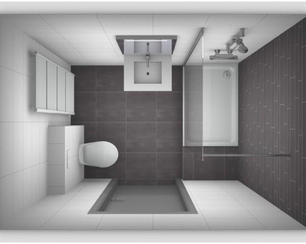 Kleine badkamer ontwerpen bekijk ontwerpen en ontwerp zelf jouw kleine badkamer - Keuken klein ontwerp ruimte ...