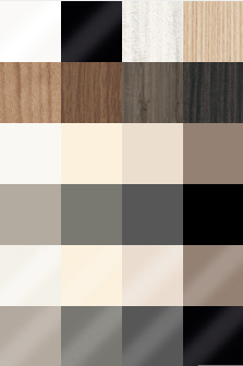 Burgbad Sinea kleuren