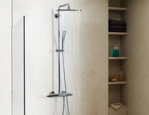De tips bij een kleine badkamer met inloopdouche - Kleine doucheruimte ...