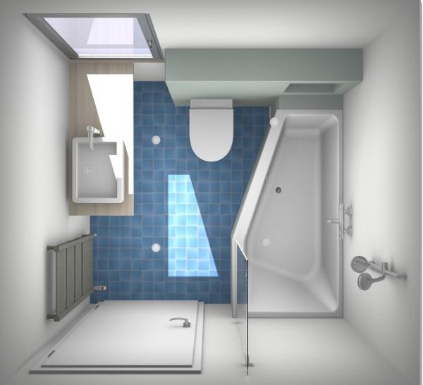badkamer bad en douche ~ het beste van huis ontwerp inspiratie, Badkamer