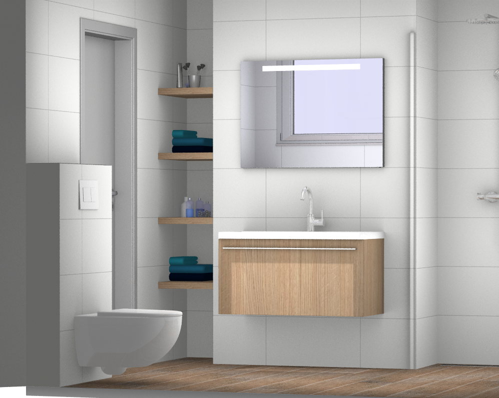 Badkamer ideeen kleine badkamer ~ consenza for .