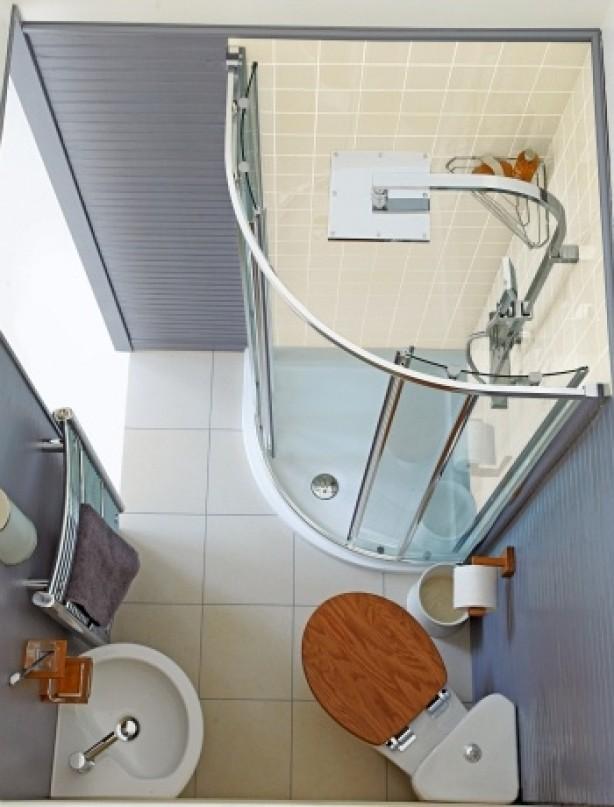 10 kleine badkamer idee n die je gezien moet hebben - Lay outs badkamer ...