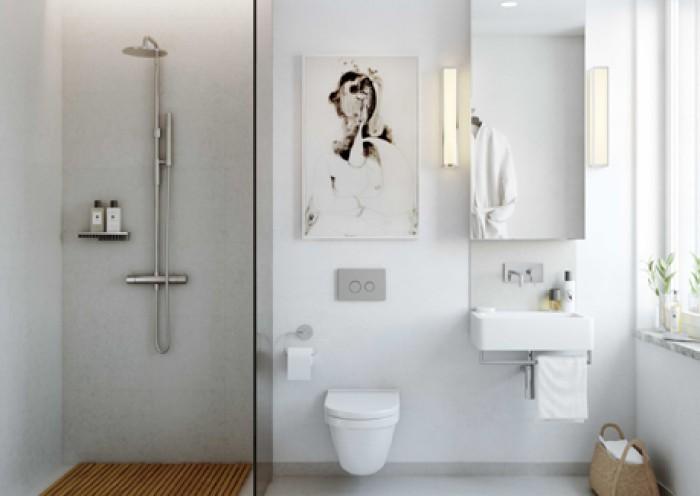 10 kleine badkamer ideeën die je gezien moet hebben!, Badkamer