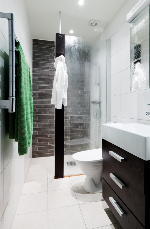idee kleine badkamer