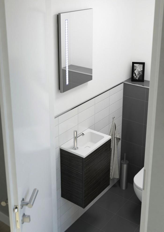 7 toilet idee n voor jouw nieuwe toiletruimte kleine - Toilet wastafel ...