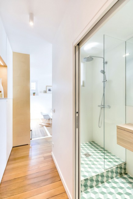 badkamer schuifdeur