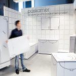 paskamer kleine badkamer