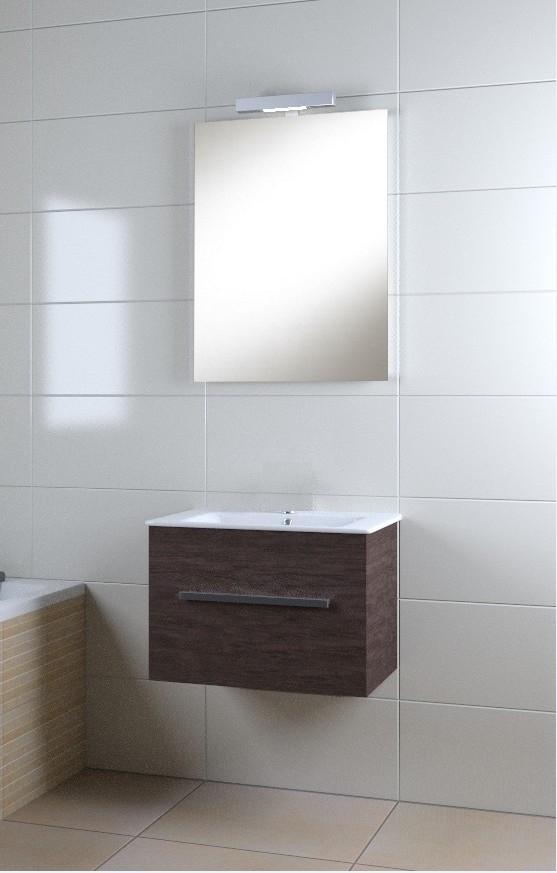 Baderie m line badkamermeubel kleine badkamers - Kleine badkamer m ...
