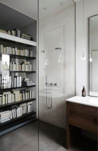 inloopdouche kleine badkamers