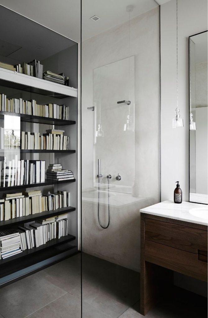 De tips bij een kleine badkamer met inloopdouche - kleinebadkamers.nl