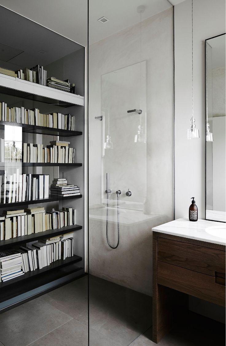 De tips bij een kleine badkamer met inloopdouche - Douche kleine ruimte ...