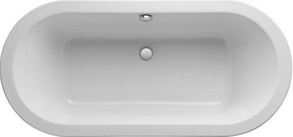 Sphinx 345 bad ovaal kleine badkamers - Kleine badkamer in lengte ...