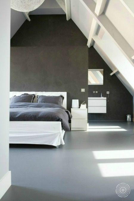 badkamer-zolder-slaapkamer - Kleine badkamers
