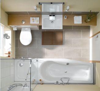 Kleine badkamer voorbeeld Bette - Kleine badkamers