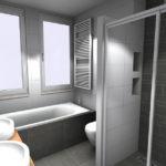 ontwerp kleine badkamer