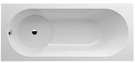 Onwijs Douchen in bad met dit ligbad! Ideaal voor de kleine badkamer UH-82