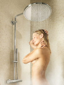 grohe rainshower