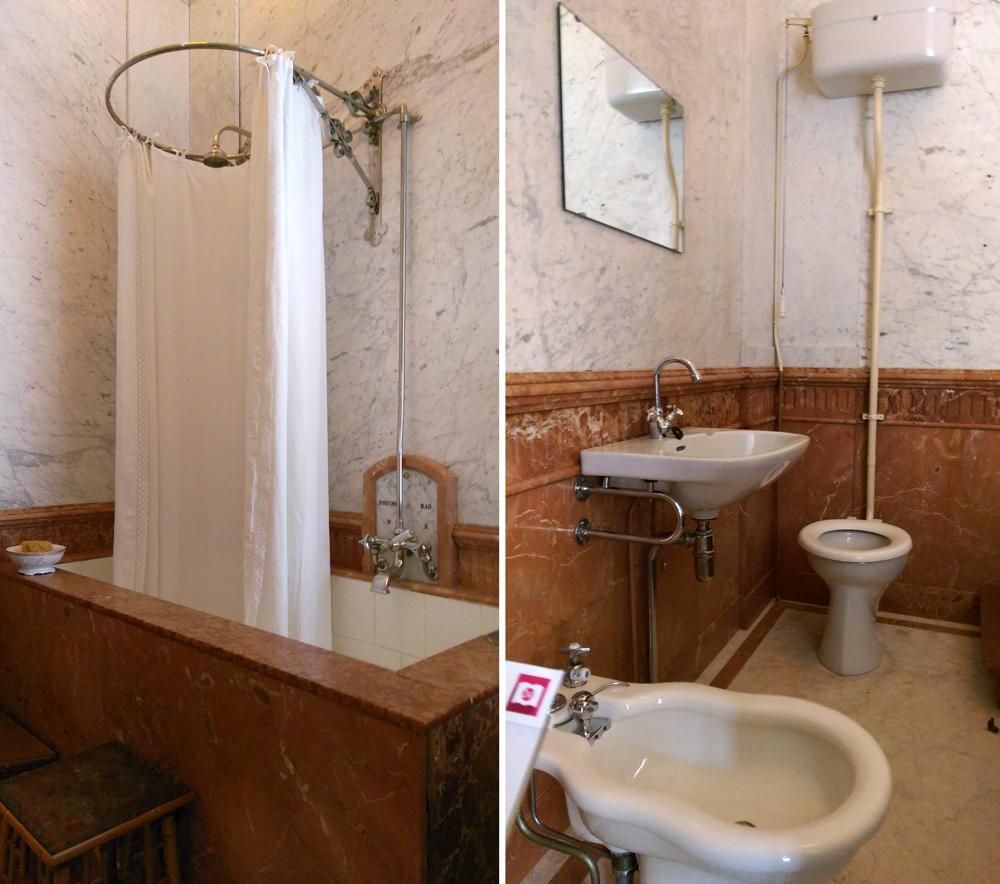 badkamer paleis het loo