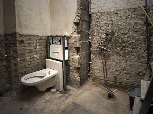 Vaak De 7 stappen voor het verbouwen van een kleine badkamer @IY92