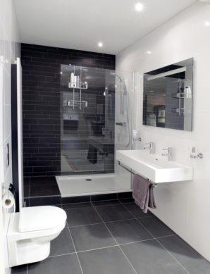 voorbeeld kleine badkamer