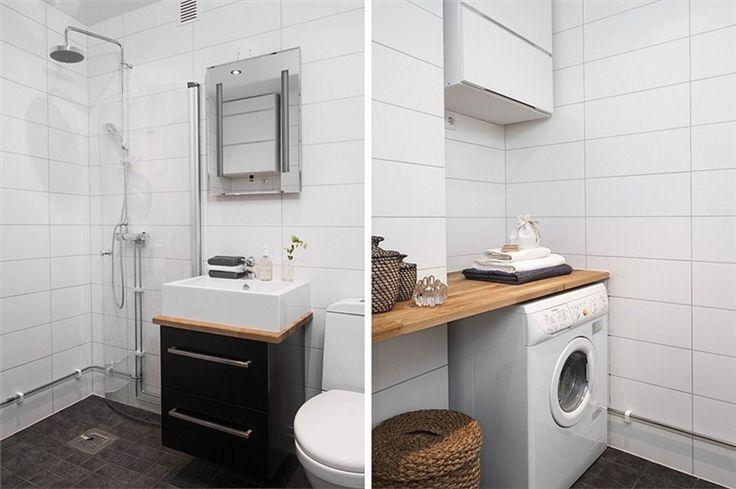 Wasmachine In Badkamer : Kleine badkamer wasmachine kleine badkamers