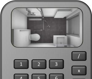 kosten kleine badkamer