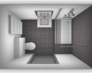 Kleine Badkamer Ontwerpen Archieven - Pagina 4 van 5 - Kleine badkamers