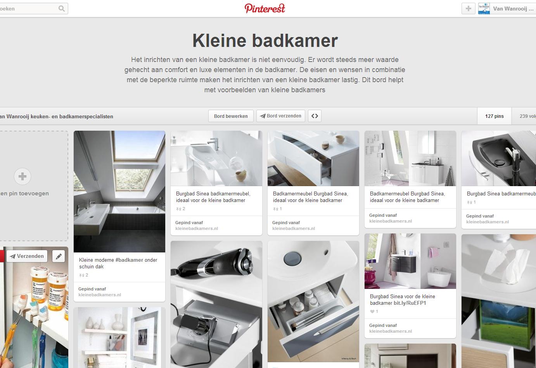 20170402&124825_Kleine Nieuwe Badkamer ~ Tip! Doe inspiratie op via Pinterest  Kleine badkamers