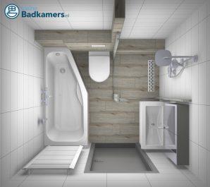 complete houtlook badkamers
