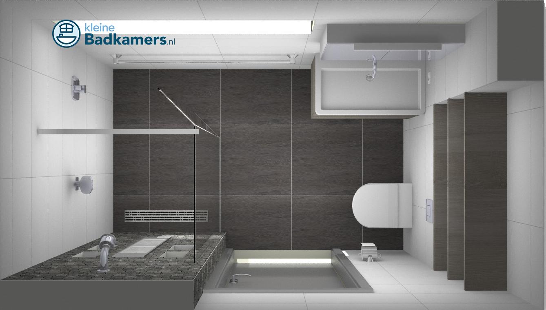 Extreem Home - Kleine badkamers &LF59