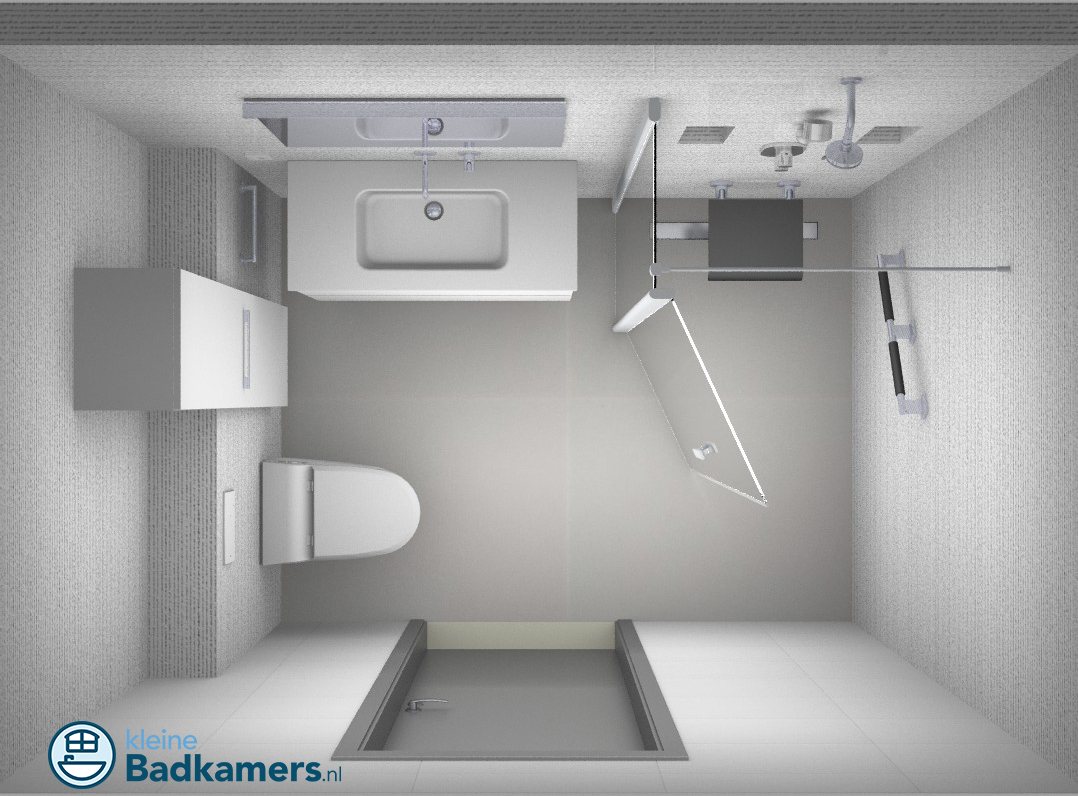home kleine badkamers